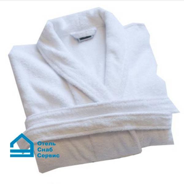 Махровый халат для гостиниц