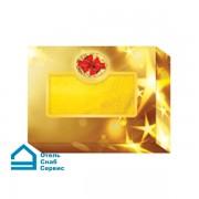 "Коробка сундучок малый ""Звездочки желтая"""