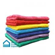 Полотенце махровое для гостиниц Туркмения Цветные 400 гр